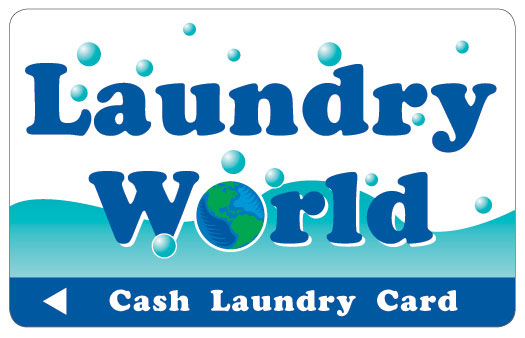 laundry world cash card