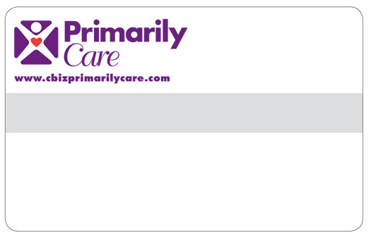 primarily care card