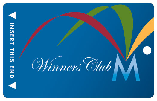 morongo casino winners club card