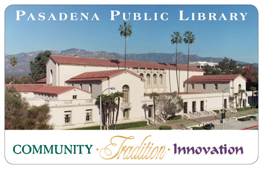 pasadena public library community tradition innovation